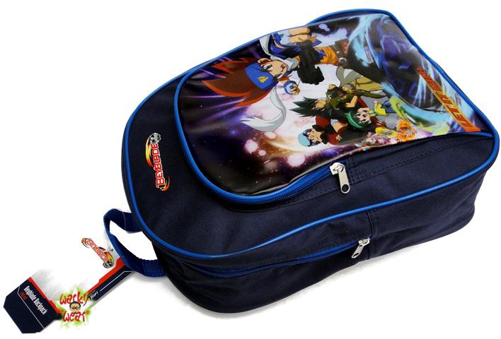 150107070fe Beyblade Officials Backpack Rucksack Bag School Age 3 6 Cool New on ...